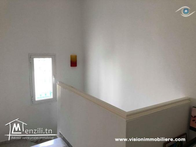 Vente Duplex Arum S+3 Hammamet-centre