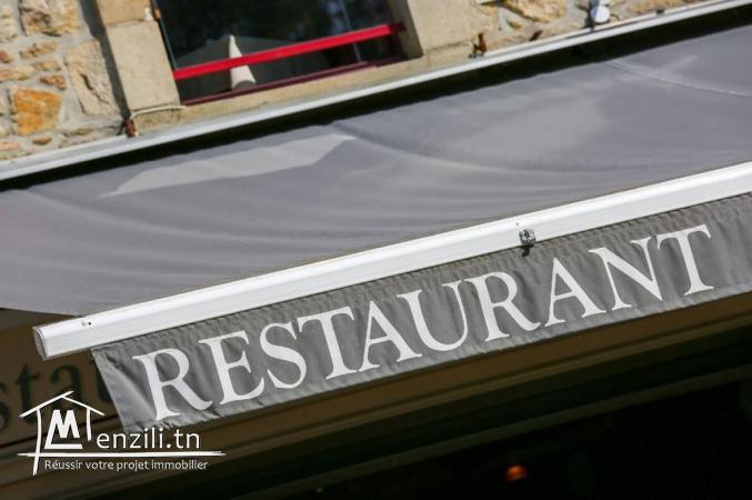un restaurant équipé au kram   lcz263