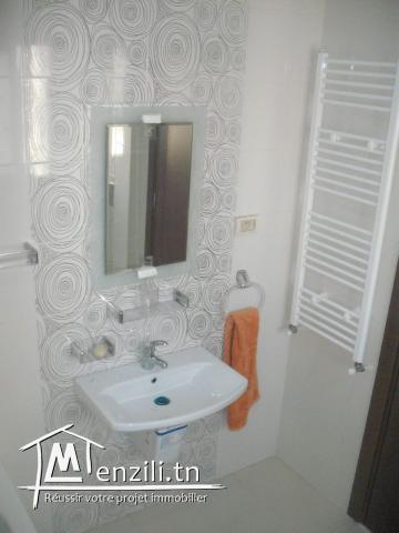 Appartement À L'Aouina s+2 ref : MAL0233