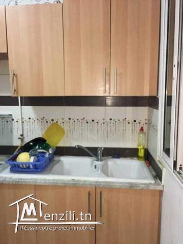 Appartement meublé aux jardins de  l'aouina ref MAL0232