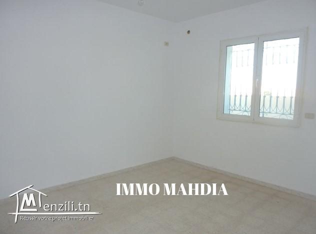 """À louer un appartement en """"S+2″"""