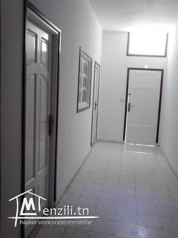 location appartement centre-ville Gafsa (100 m2, S+2)