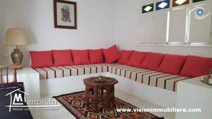 Vacances villa La Varda S+3 Hammamet-centre
