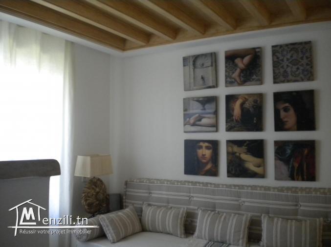 Villa à 880 000 DT à Hammamet Nord