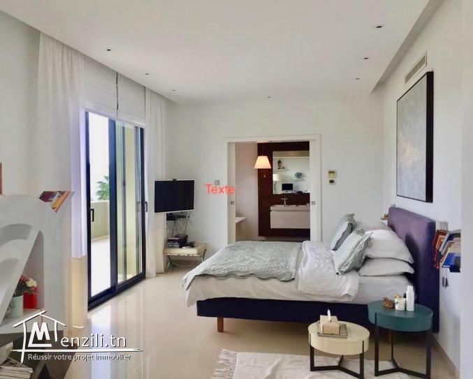 Luxueuse villa à vendre au Golf de Gammarth