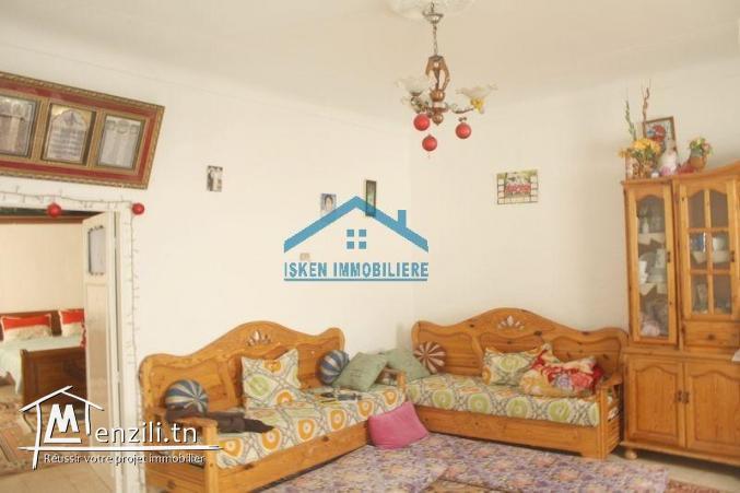 A vendre une maison arabe à Hammamet
