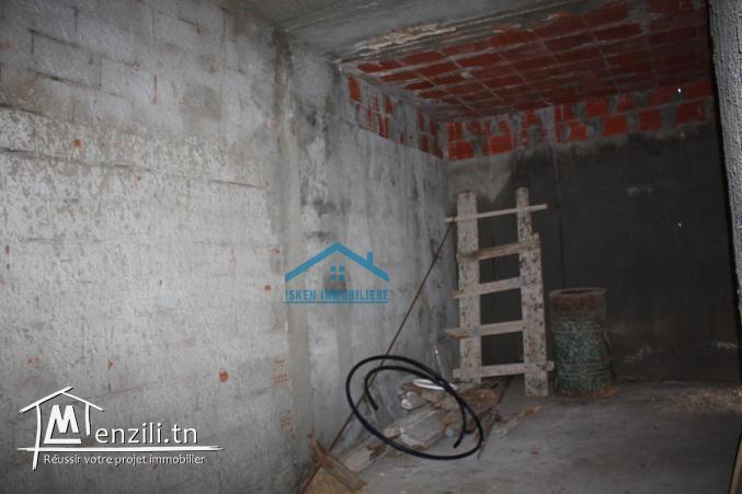 une maison récemment construite à Barraket essehel