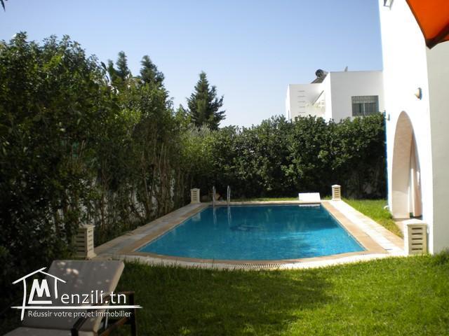 Villa au Club Med à 1 350 000 DT