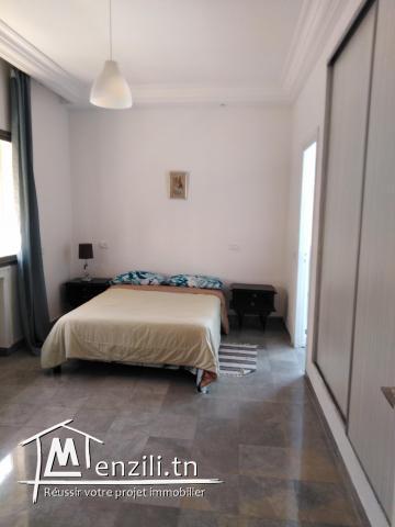 villa meublée