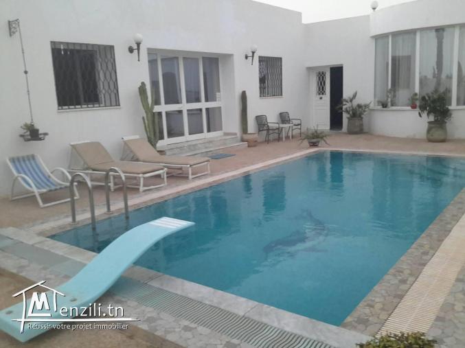 villa vu mer pour location