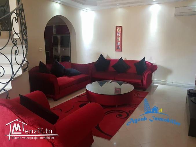 Villa à louer à Hammamet Yasmine