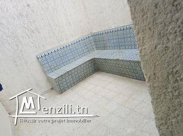 دار جديد للبيع في وسط مدينة البقالطة
