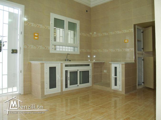 Location étage de villa neuf
