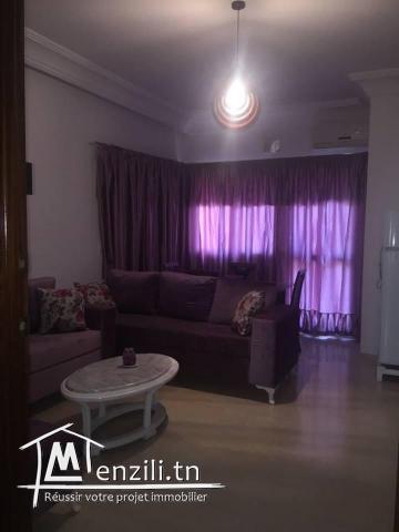 appartement S+2 meublé