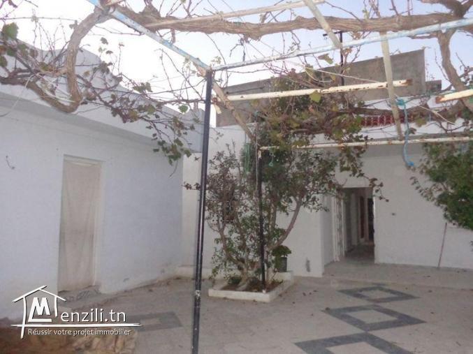 AV une maison proche de yasmine hammamet   G