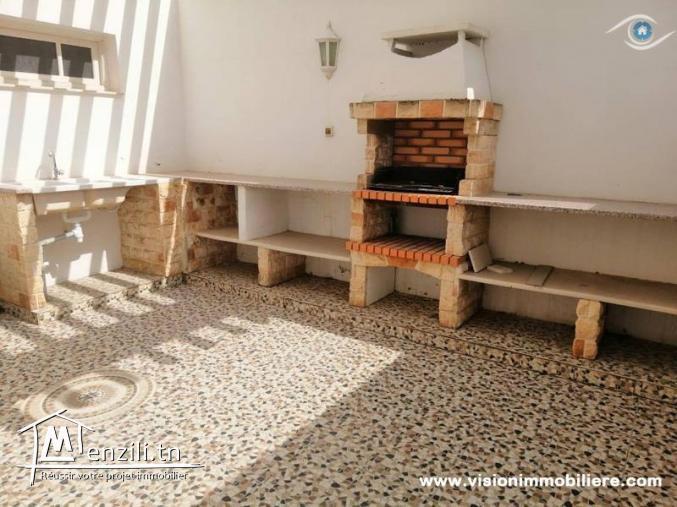 Vente Villa Diar Hammamet S+4 Hammamet-centre