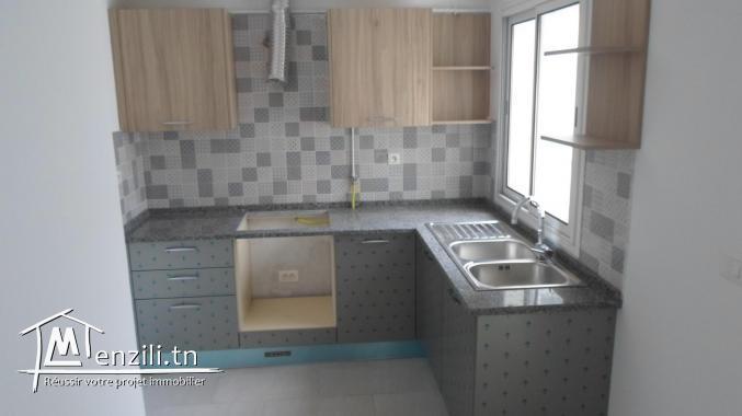 Appartement s+2 a vendre de  96 m2