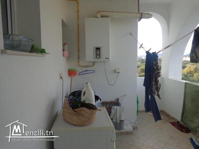 av un appartement dans une résidence gardée ch