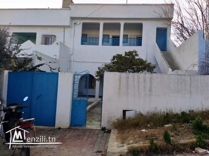 deux maison a hamammet 200m²