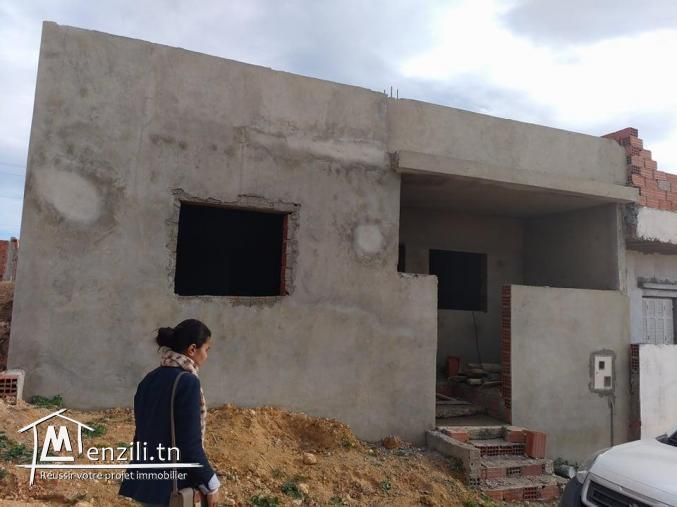 190m² maison a yasmine hamammet