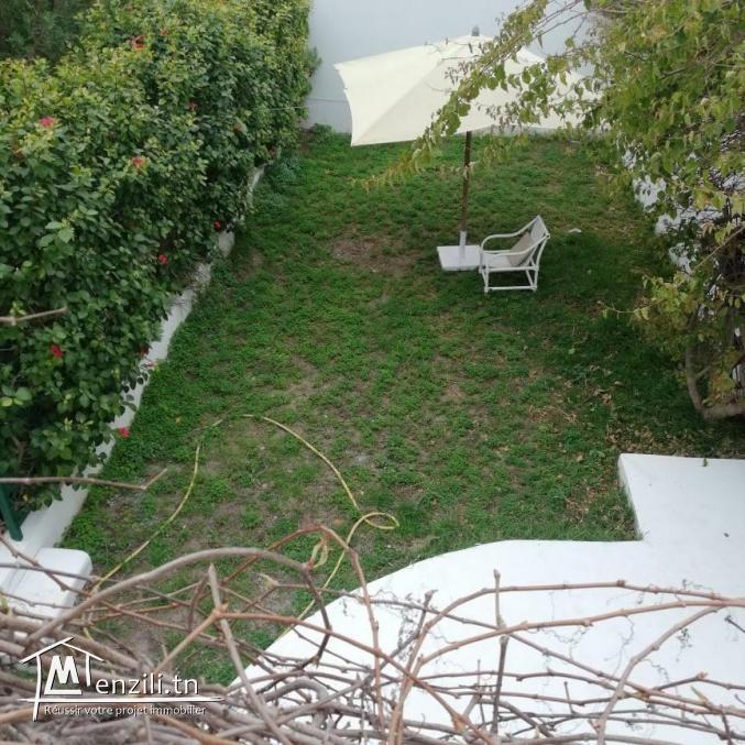 étage de villa s+1