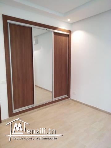 un appartement s3 a la soukra mz887