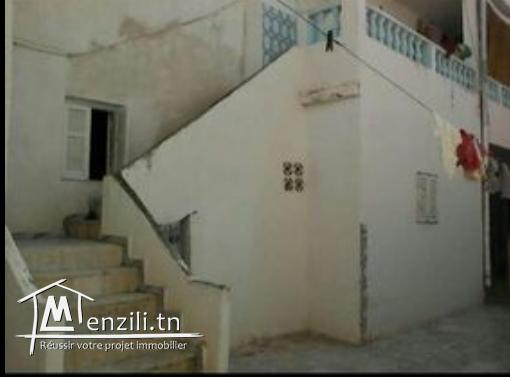دار للبيع في المدينة الجديدة ولاية بن عروس