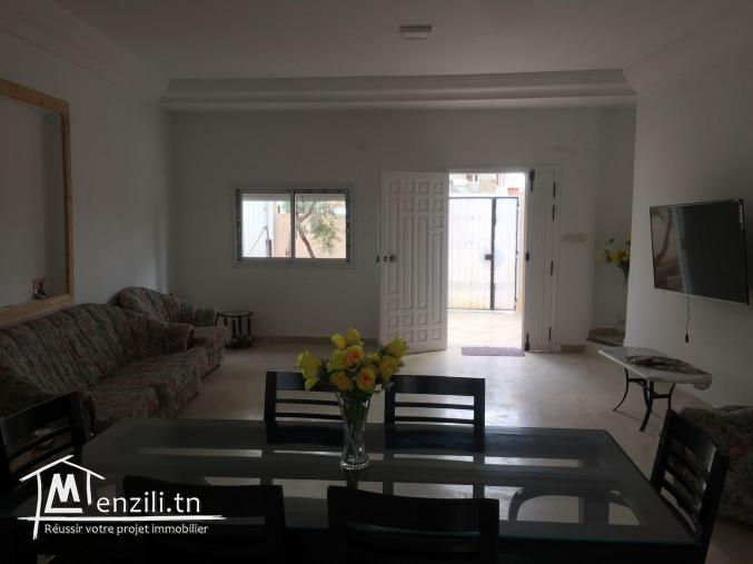 une maison de 250 m²