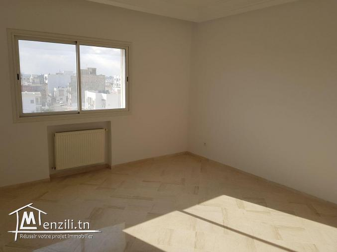 Excellent Appartement Tout neuf (S+2) Haut Standing