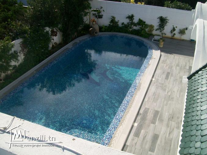 villa à Hammamet à  770 000 DT