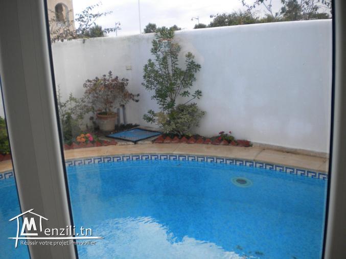 Une villa de 220 m² sur un terrain de 287 m² à 650 000 DT