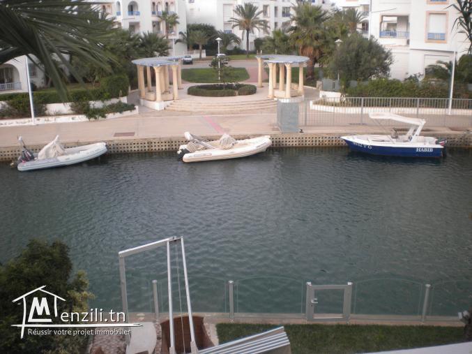 Villa à la Marina à 2 000 000 DT