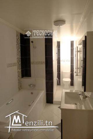 appartement s+3 de 140m² à sahloul