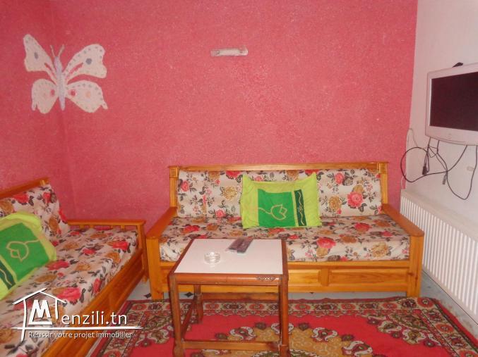 AV un appartement a hammamet    G