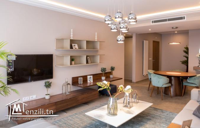 A vendre un appartement de charme avec hammam et chambre de service