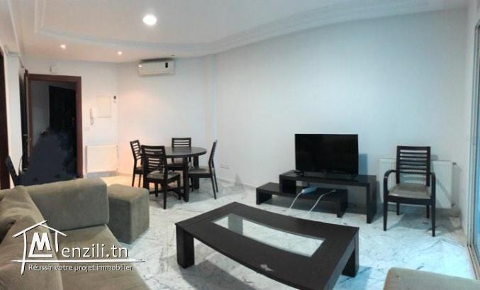 Appartement s+2 meublé lac 2