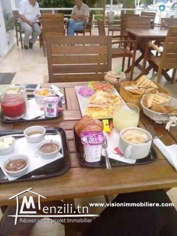 Vente café Liégeois Hammamet-centre