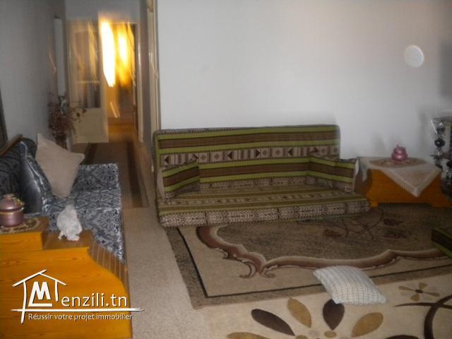 2 maisons indépendantes à Hammamet à 4 km du centre ville