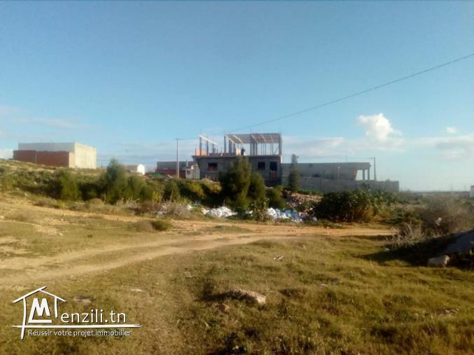 un lots de 200 m² à sidi hammed hammamet
