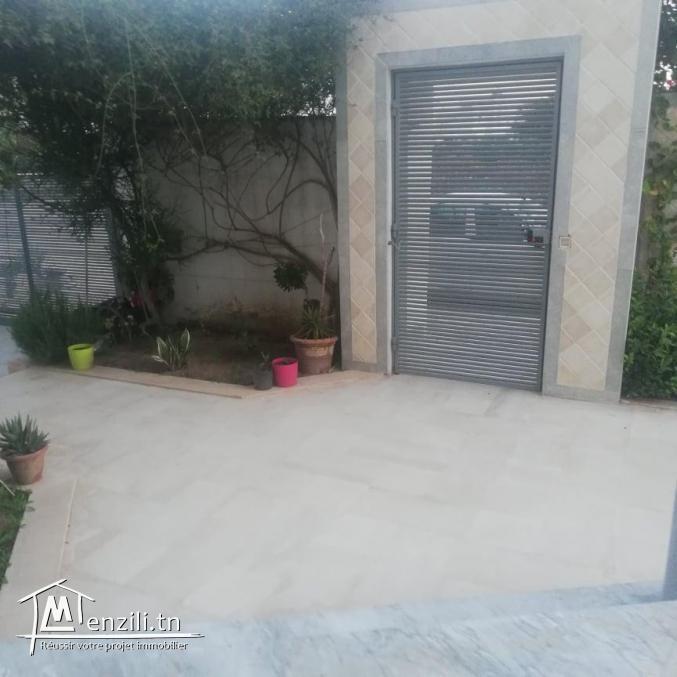 villa s+5 les jardins de carthage