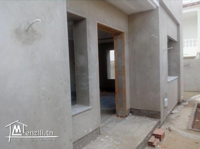 A vendre a beni khiar une maison nouvellement construite