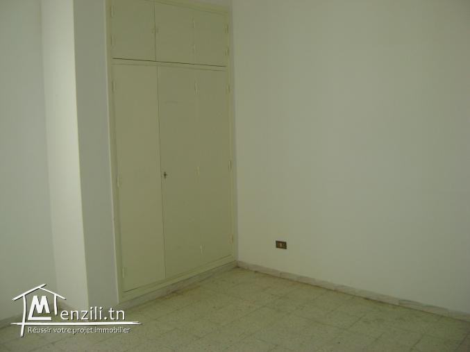 APPARTEMENT S+3 A LOUER