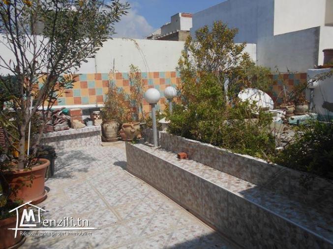 AV une bellel maison style arabesque a nabeul  G