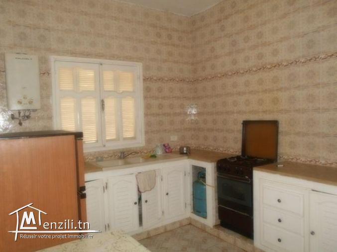 AV deux maison avec un studio pas loin de hammamet sud G