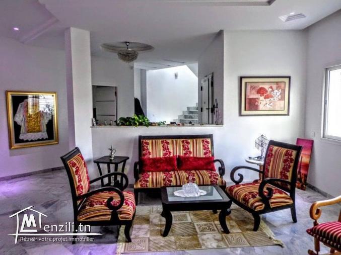 Charmante villa à l'entrée de Hammamet nord