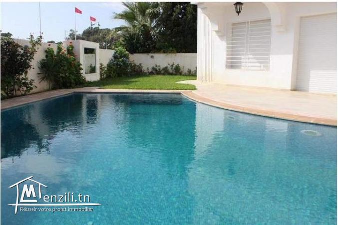 Villa avec piscine a yasmine Hammamet :