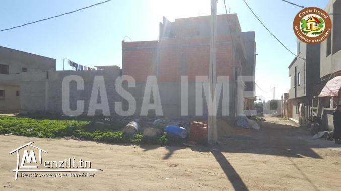 terrain a vendre à Beni Khiar