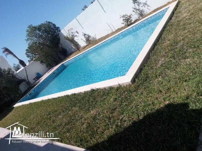 Location Villa avec piscine Djerba