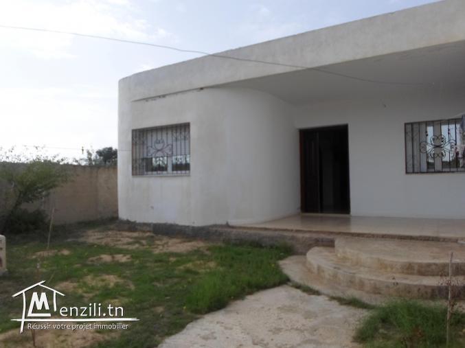 Villa +garage