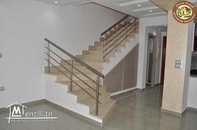 Duplex haut standing